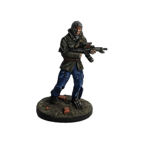 Infiltrator for Terminator Genisys the Miniatures Game by River Horse