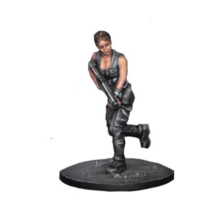 Sarah Connor 2017 from Terminator Genisys the Miniatures Game by River Horse