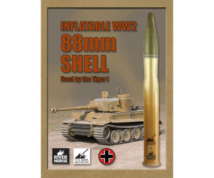 Inflatable WW2 88mm Shell by River Horse