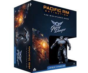 Gipsy Danger Jaeger Expansion for Pacific Rim Extinction by River Horse