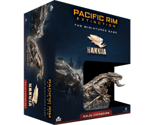 Hakuja Kaiju Expansion for Pacific Rim Extinction by River Horse