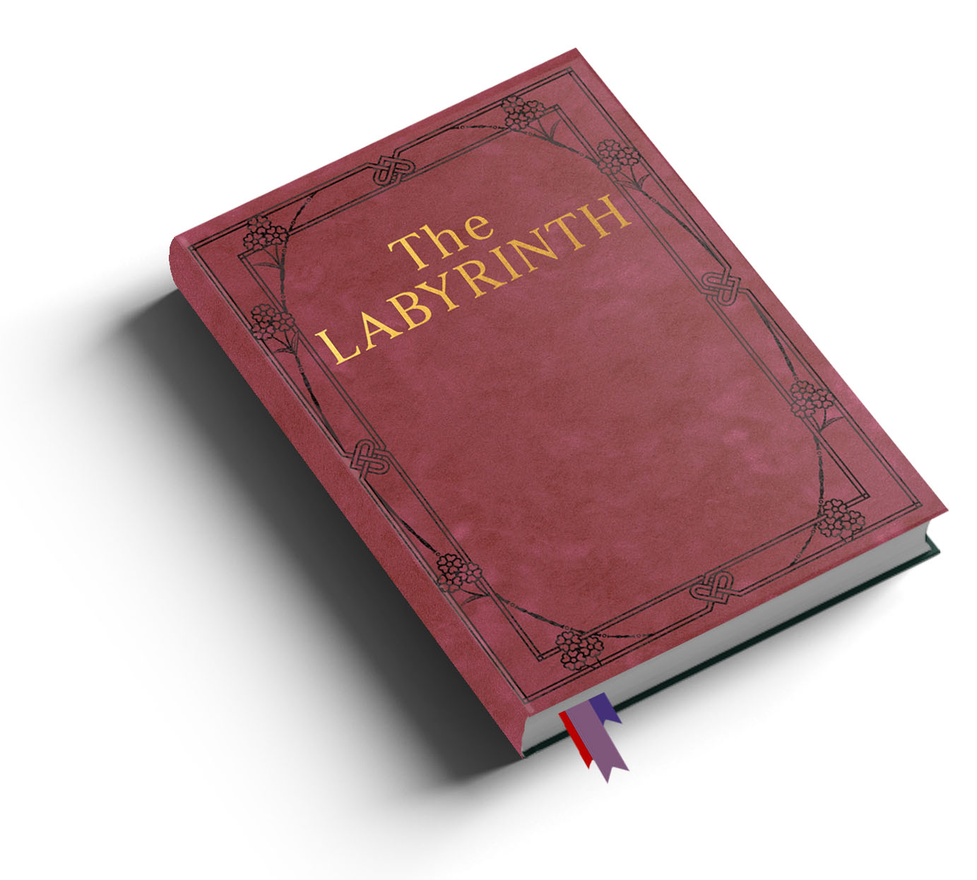 Mock up of Jim Henson's Labyrinth the Adventure Game by River Horse