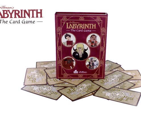 Jim Henson's Labyrinth the Card Game by River Horse