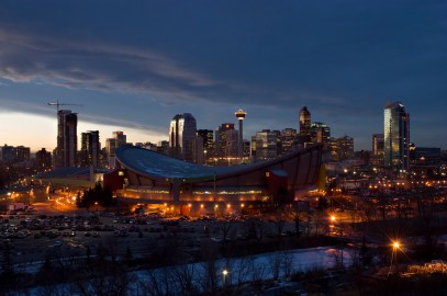 saddledome