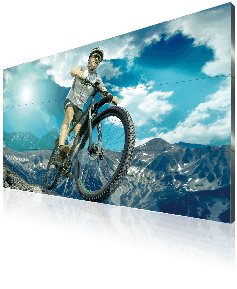 55SVH7E LG Video Wall Display