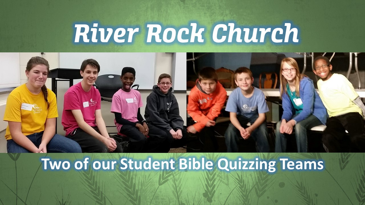 Student Bible Quizzing