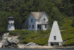 Perkins Island Light