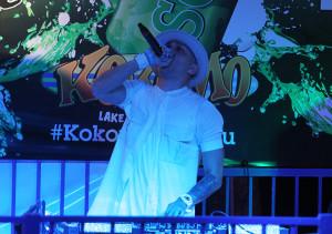 Taboo of the Black Eyed Peas performs at Kokomo during Spring Break. Jillian Danielson/RiverScene
