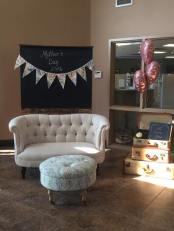 Mother's Day Sofa