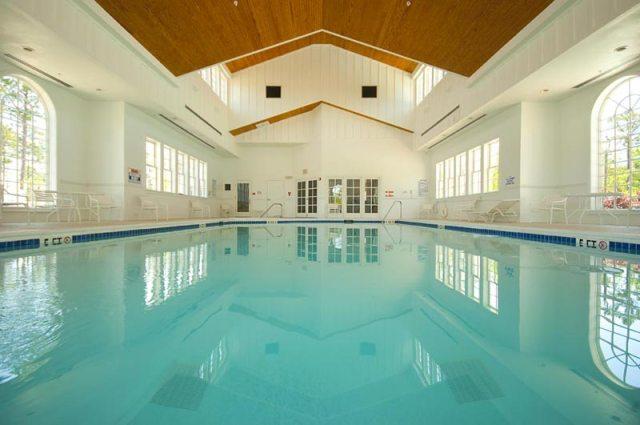 River's Edge Plantation Indoor Pool