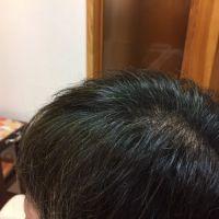 長岡市髪や頭皮にやさしい白髪染め