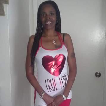Guyloretta Baldwin, in an undated photo from her Fcebook.