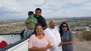 Dee Dee and Jorge love spending time with their family. However, they have found themselves able to do less and less as Dee Dee has lost her vision first in one eye and now the other.