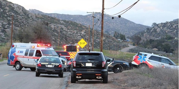 UPDATED: HEMET: Officials investigating murder-attempted suicide