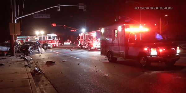 HEMET: Local news photographer, former police volunteer, arrested while filming accident scene