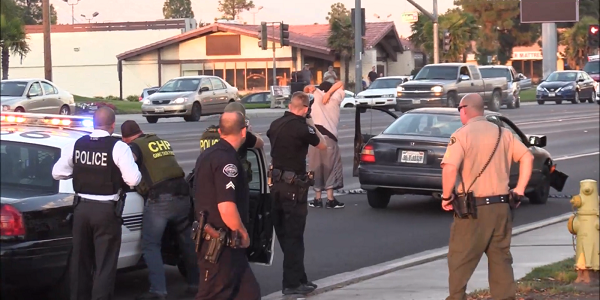 HEMET: No charges filed after stolen vehicle pursuit ends with crash and arrest