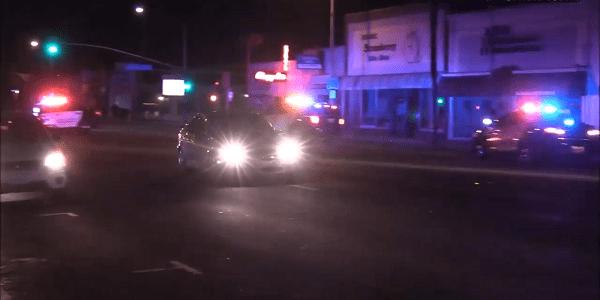 HEMET: Hit and run suspect arrested after bizarre pursuit