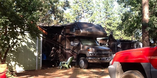 Adventures in Downsizing pt. III: Why I can't own nice things and how our RV almost caught fire