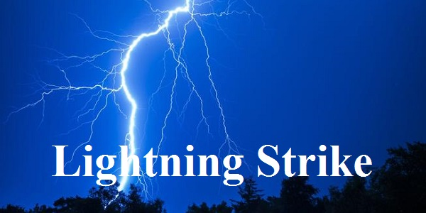 Employee struck by lightning at Beaumont middle school