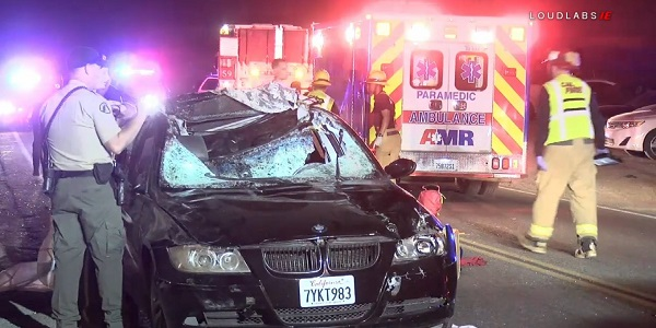 Girl celebrating Quinceañera suffers major injuries, horse killed, after hit by speeding car