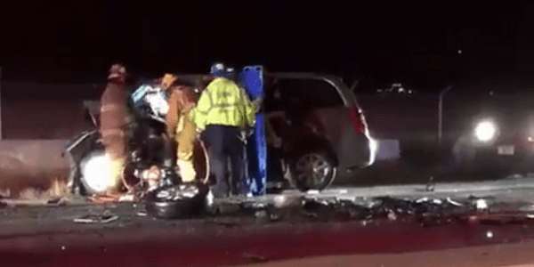 UPDATE: Pregnant woman, unborn child, killed in Hemet head-on DUI collision