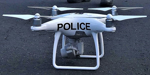 Redding PD's UAV's prove critical during major incidents