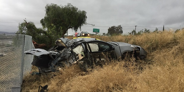 Heavy rain, speeding cited after fatal Banning crash