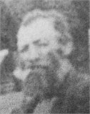 Portrait of John Gransden, Civil War veteran