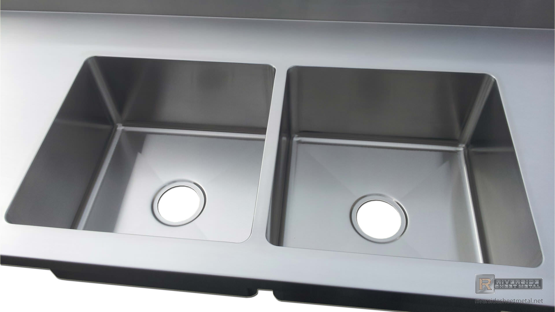 Stainless Steel Counter Sink