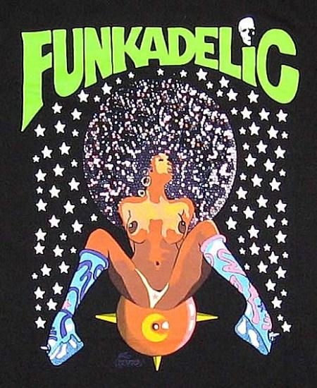Funkadelic-Afro-Girl