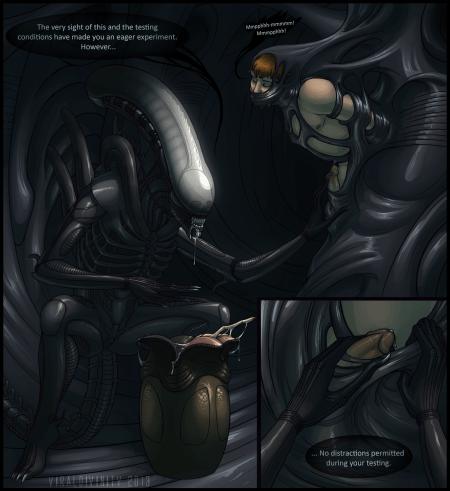 1223901 - Alien Facehugger Xenomorph