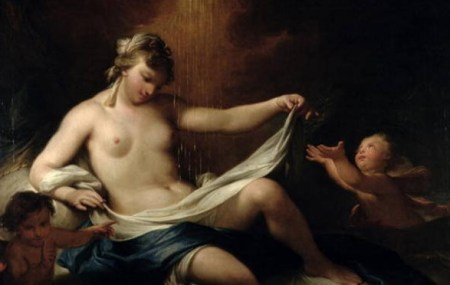 Danae-and-the-Golden-Shower,-c.1750-by-Andrea-Casali