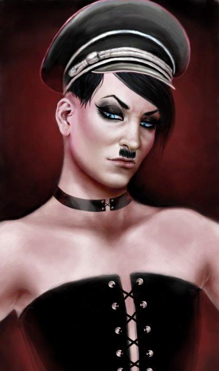 Hitler_by_Nazzirithe