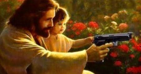 Jesus-Gun