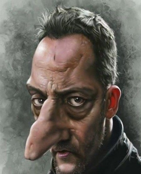 Funny-Caricatures-of-Celebrities-6