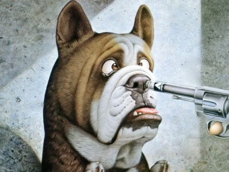 funny_dog_pistol