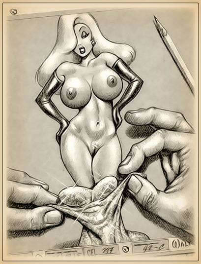 Jessica-Rabbit-nude-sketch-drawing-02