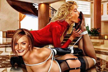 kamerron_dias_tied_in_sexy_lingerie