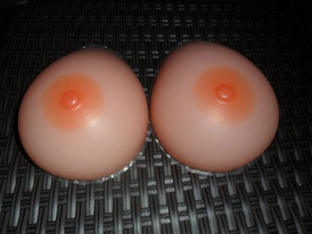 Wholesale-6pairs-lot-Tear-Drop-Shape-SILICONE-BREAST-FORMS-Mastectomy-Size-10-Free-shipping-Realistic-Fake