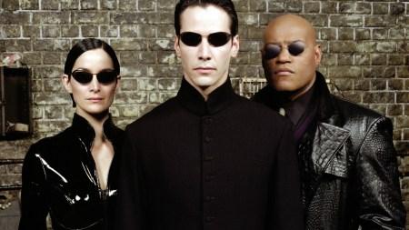 8 The Matrix