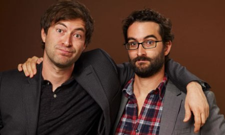 Mark and Jay Duplass.