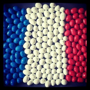 vive-la-france-flag-made-from-mms-rob-jewitt