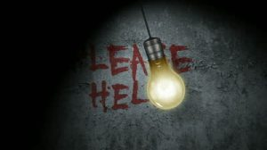 stock-footage-a-swinging-light-bulb-with-please-help-written-in-blood-behind-it-on-the-wall