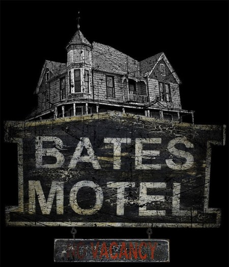 Camiseta Motel Bates de Psicosis