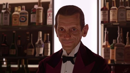 lloyd_the_bartender_by_jdelgado-d6kkqfs