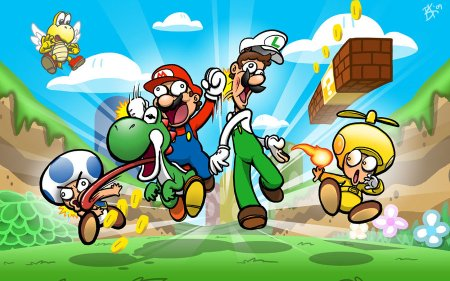 New_Super_Mario_Bros__Wii_by_brandokay