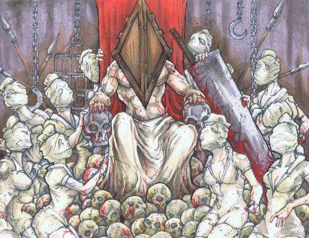 pyramid_head_king_of_silent_hill_by_chrisozfulton-d53pq5n