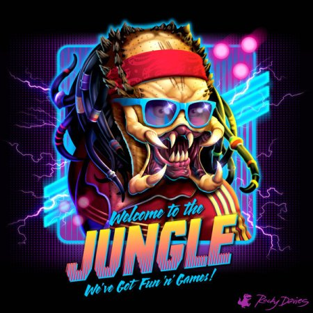 welcome_to_the_jungle___predator_by_rockydavies-d7t2zoc