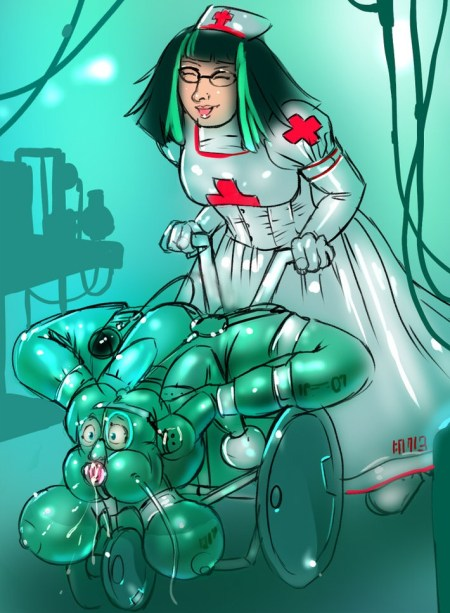 Hospital_Horrors__Wheelchair_by_engineskye