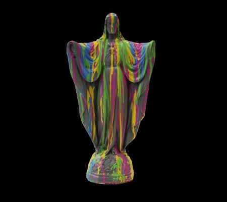 Bingo_Wings__Painted_Resin_Statue